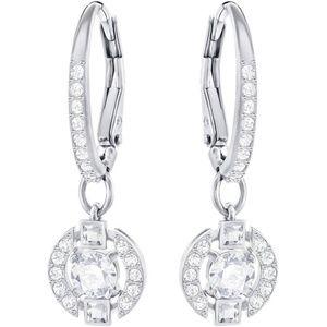 ==Swarovski== Sparkling Dance Round Earrings